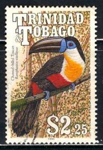 Trinidad & Tobago; 1990; Sc. # 514; O/Used Single Stamp