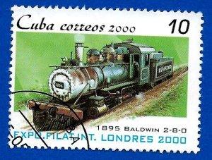 Cuba 2000 - U - Scott #4074 *