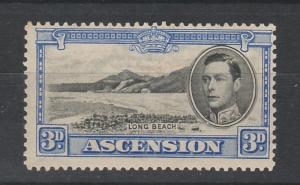 ASCENSION 1938 KGVI LONG BEACH 3D BLACK AND ULTRAMARINE