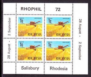 Rhodesia - Scott #275b - MNH - SCV $3.75