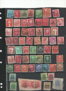 Germany stamp collection #3