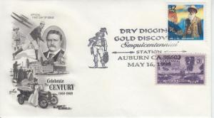 1998 John Muir CtC 1900s (3182j) Artcraft Pictorial