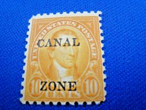 U.S. CANAL ZONE SCOTT #99   -  MLH