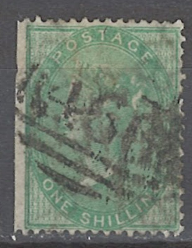 COLLECTION LOT # 2434 GREAT BRITAIN #28 1856 CV=$300