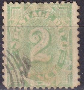 Australia #J11d F-VF Used  CV $45.00  (A18972)