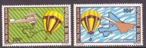 Mali (1972) #C170-1 MNH