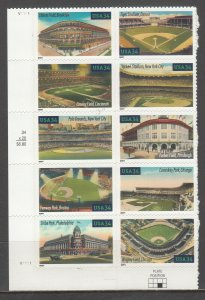 UNITED STATES 3519a PB MNH 2019 SCOTT SPECIALIZED CATALOGUE VALUE $9.00