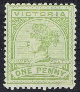 VICTORIA 1886 QV 1D