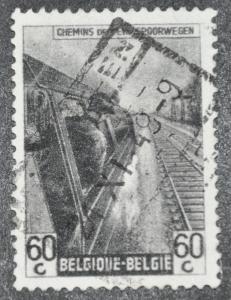 DYNAMITE Stamps: Belgium Scott #Q272 - USED