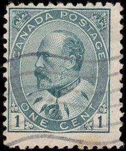 Scott Canada 89 Edward VII Used