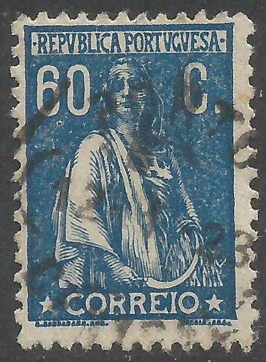 PORTUGAL CERES 296 VFU Z3931