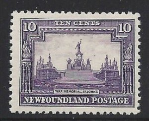 Newfoundland #169 OG Excellent Stamp!!