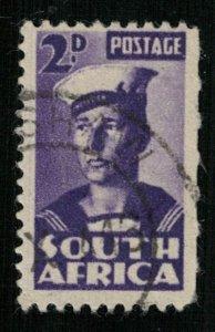 1942 War Effort South Africa 2d (T-6474)