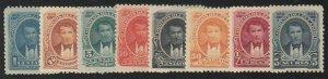 Ecuador - 1894 - SC 39-46 - LH - Complete set