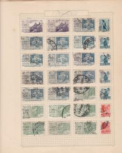 mexico stamps page ref 17137