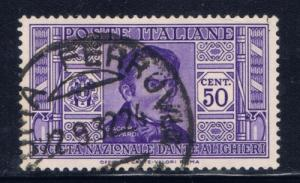 Italy 273 Used 1932 Issue