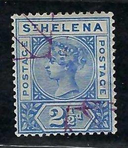 ST. HELENA 44 VFU 907G