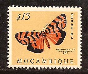 Mozambique  #  365  Mint .         A