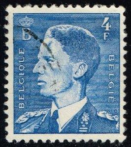 Belgium #448 King Baudouin; Used (0.25)