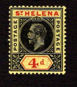 ST. HELENA  SC# 73  F/MLH