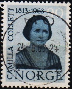 Norway. 1963 90ore S.G.546 Fine Used