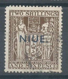 Niue 86 U