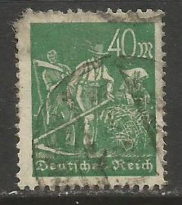GERMANY 227 VFU C809-1