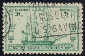 951 Used  slogan canc