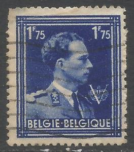 BELGIUM 356 VFU V735-2