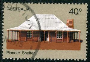 AUSTRALIA #535, USED - 1972 - AUST231