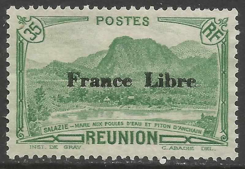 FRANCE REUNION 191 MNG R652-2