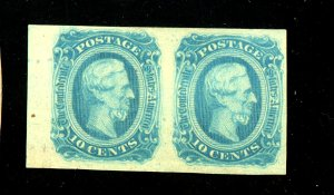 CSA #12B MINT Pair VF OG HR Cat$24