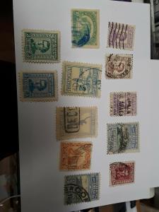 Uruguay Mint & Used Lot 1