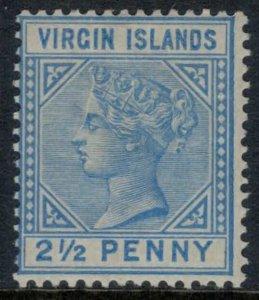 Virgin Islands #15*  CV $3.00