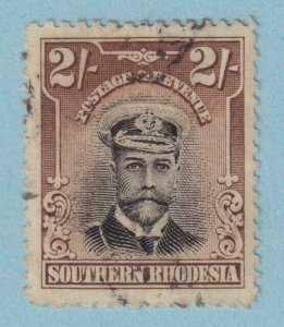 SOUTHERN RHODESIA 12 USED - NO FAULTS VERY FINE