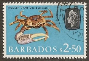 Barbados 1965 Scott # 280 used. Free Shipping for All Additional Items.