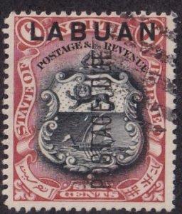 Labuan #J5 Used