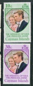 Cayman Islands #320-1 MNH  - Make Me A Reasonable Offer