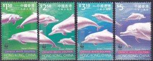 Hong Kong #875-8   MNH  CV $5.00  (Z9569 )
