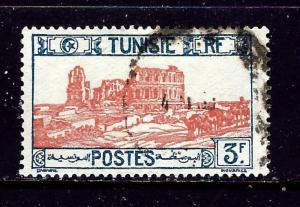 Tunisia 107 Used 1926 issue
