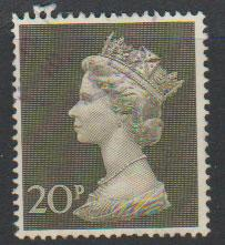 Great Britain SG 830 Fine Used