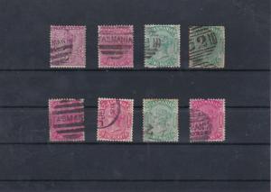 Tasmania Early Used Stamp Ref: R5389