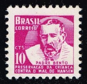 Brazil #RA8 Father Bento Dias Pacheco; Used (0.25)
