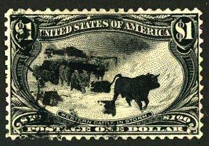 U.S. #292 USED