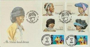 HNLP Hideaki Nakano Transkei 3548/3673 Kwanzaa S Africa Transkei Xhosa Headdress