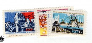 Russia Soviet Union #3078-3085 MNH - Stamp - CAT VALUE $4.80