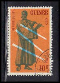 Republic of Guinea CTO DG Very Fine ZA4924