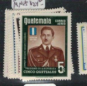 Guatemala SC C210-5 MNH (1exs)