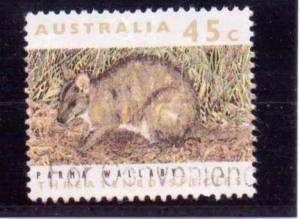 Australia  Scott#  1235a  Used