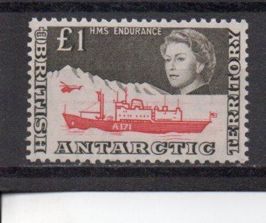 British Antarctic Territory 24  MNH